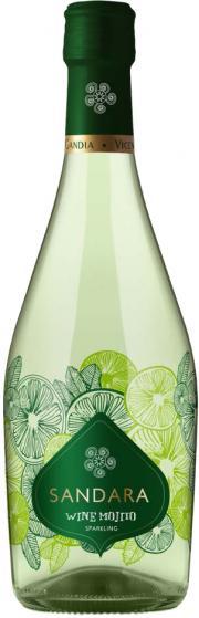 """Sandara Mojito - """"zelené víno"""""""