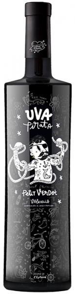 Uva Pirata Petit Verdot 2015