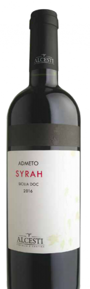 Admeto Syrah 2016