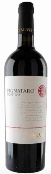 Pignataro Primitivo - lahev Magnum (1,5 l) 2017
