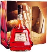 Royal Oporto 20 let + 2 skleničky