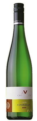 Cuvée Asparagus 2008