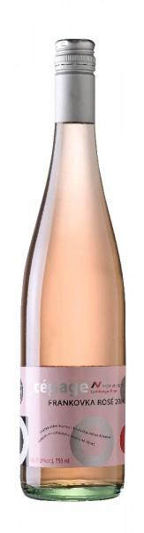 Cépage Frankovka rosé 2010