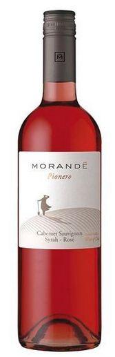 Pionero Cabernet Sauvignon/Syrah rosé 2012