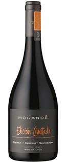 Syrah/Cabernet Sauvignon Edición Limitada 2010