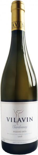 Chardonnay 2011, pozdnísběr