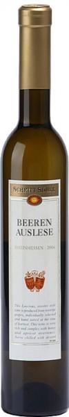 Beerenauslese Cuvée, výběrzbobulí