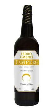 Campero Pedro Ximenez sherry