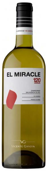 El Miracle 120 blanco 2017